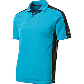 Ogio Sport Trax Contrast Bar on Placket & Sleeves