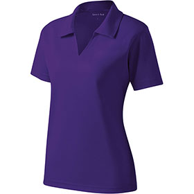 S/T Sport Ladies Dri-Mesh Moisture Wicking