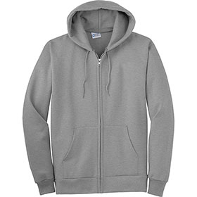 P/C Sweat Fleece Hooded Full-Zip