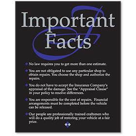 Acrylic Office Sign - Important Facts