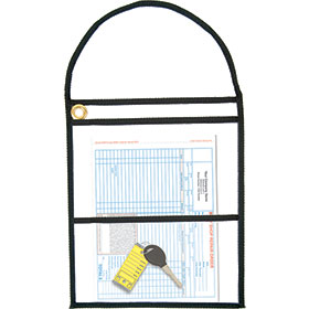 Auto Repair Order Holders with Pocket