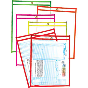 Auto Repair Order Holders Plastic Neon