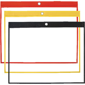 Auto Repair Order Holders Plastic Horizontal (25)