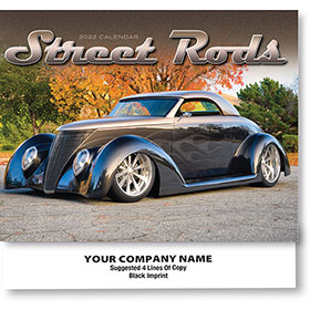 Full-Color Calendars - Street Rod Fever