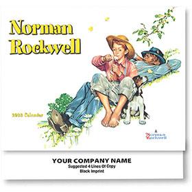 Full-Color Calendars - Normal Rockwell