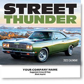 Full-Color Calendars - Street Thunder