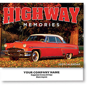 Full-Color Calendars - Highway Memories