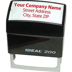 Stamp Self-Inking - Large