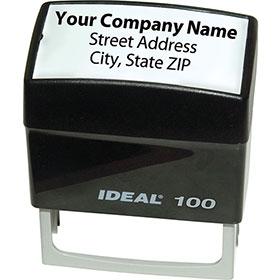 Stamp Self-Inking - Medium