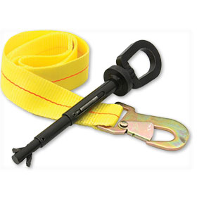 Steck iBolt Universal Tow-Eye With 6' Safety Strap