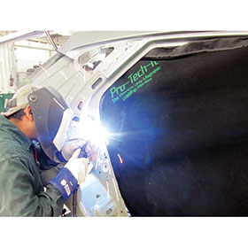"Pro-Tech-It Magnetic Welding Blanket 54"" x 94"""