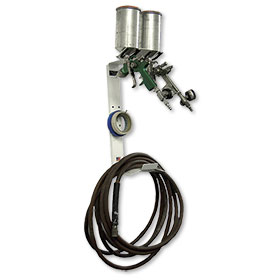 Hose and Gun Hanger Magnetic