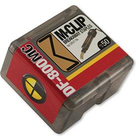 Dent Fix M-Clip Breakaway Staples (50) DF-800MC50
