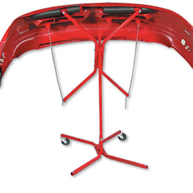 Steck Bumper Paint Rack