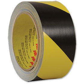 3M™ Safety Stripe Floor Marking Tape 108' x 2""