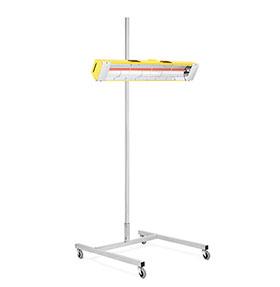 Infratech 1,500-Watt Portable Medium Wave Infrared Curing Lamp