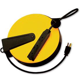 Bayco 30' Triple-Tap Retractable Cord Reel SL-800