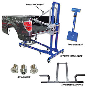 Pro Line Lift King - Package Plus