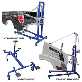 Pro Line Lift King - Big Truck Package Plus