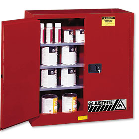 Justrite Paint Storage Safety Cabinet