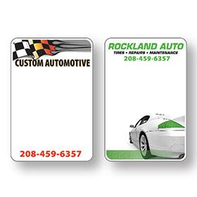 Custom Service Sticker Label