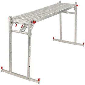Large Folding Work Platform - 6'