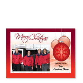 Automotive Christmas Photos Postcards - DSG 4