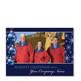 Automotive Christmas Photos Postcards - DSG 9
