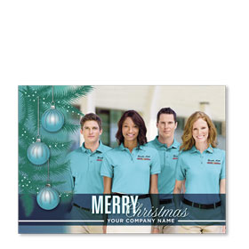 Automotive Christmas Photos Postcards - DSG 10
