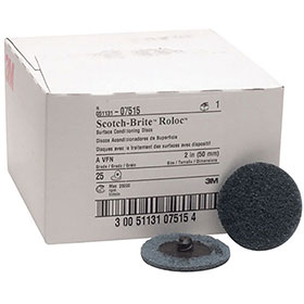 "3M™ Scotch-Brite Roloc 2"" TR Surface Conditioning Discs"