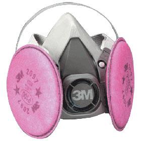 3M™ Half Facepiece Respirators