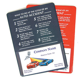 Vinyl Insurance Holder