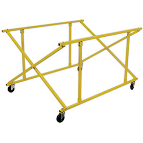 Pickup Bed Dolly II - Steel (Yellow Finish) by PROLific™