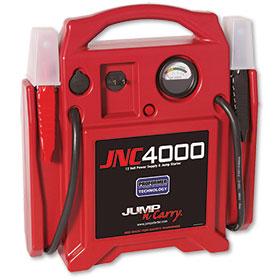JNC4000 1100 Peak Amps Jump Starter, 325 Crank Amp