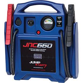 JNC660 1700 Peak Amp Jump Starter