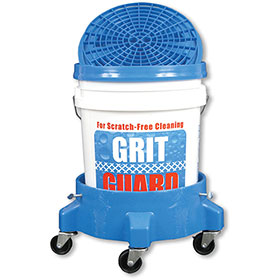 Grit Guard Washing System