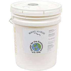 Bonny Marlin 6040 Cleaning Solution - 5 Gallons