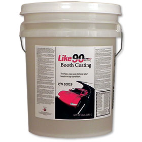 Like90 Booth Coating (5 Gallon)