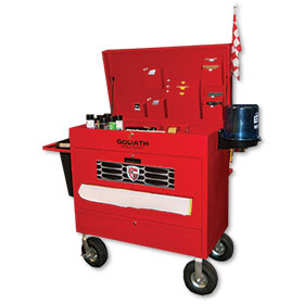 Goliath Painter's Toolbox Paint Prep Cart