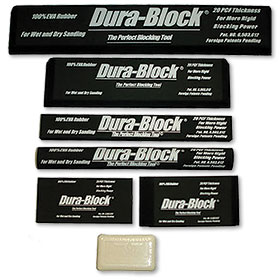Dura-Block Standard Kit - 7 Piece