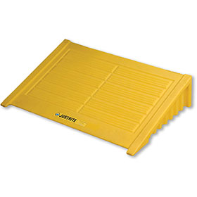 Pallet Ramp for Spill Control Pallets
