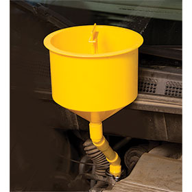 Spill-Free Funnel
