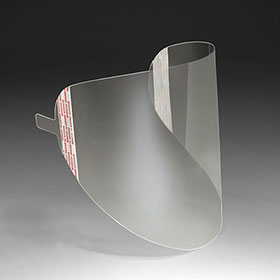 Visor Peel-Off Lens Covers (25)