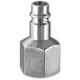 "Prevost Female Thread Plug 1/4"" FNPT"