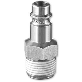 "Prevost Male Thread Plug 1/4"" MNPT"