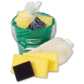 Personalized Car Wash Kits
