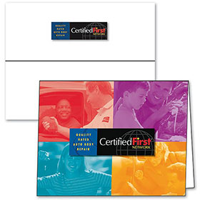 CertifiedFirst Multi-Purpose Greeting Card Kit (100)