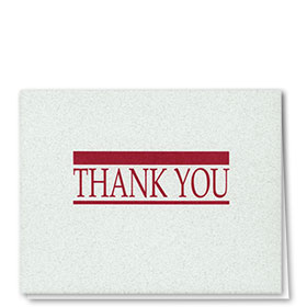 Auto Repair Thank You Cards - Customer Satisfaction Response
