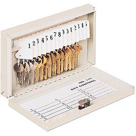 Key Cabinet 15 Key Putty
