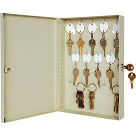 Key Storage Locking Cabinet